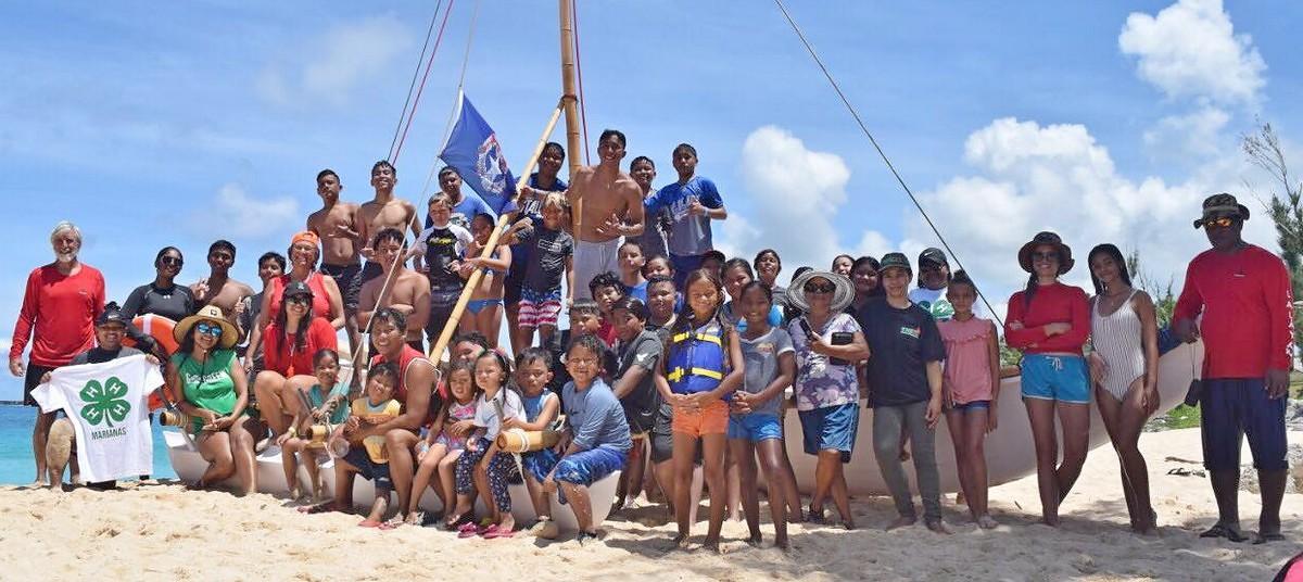 60 participate in Tinian Sakman Summer Camp