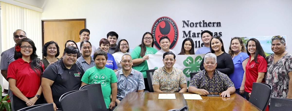 4-H helps NMI youth